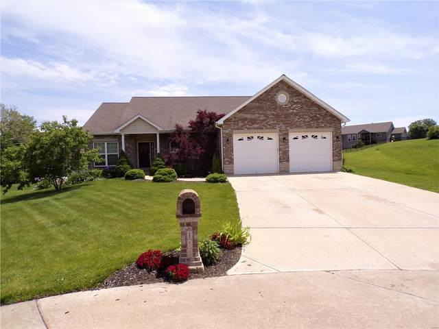 155 Bennington Court, Troy, MO 63379 (#20034359) :: St. Louis Finest Homes Realty Group