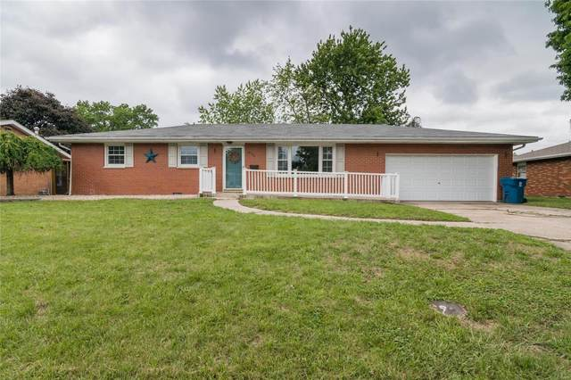 432 Sanders, Bethalto, IL 62010 (#20034362) :: Tarrant & Harman Real Estate and Auction Co.