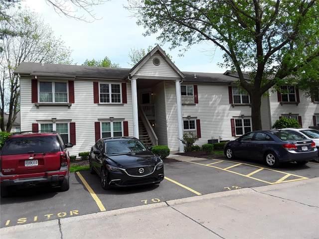 74 Sugar Glen Court #6, Saint Peters, MO 63376 (#20034377) :: Barrett Realty Group
