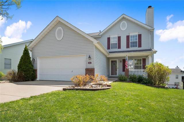 14 Alviston Court, O'Fallon, MO 63366 (#20034384) :: Clarity Street Realty