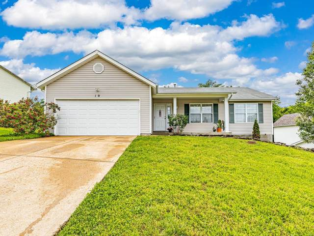 Barnhart, MO 63012 :: St. Louis Finest Homes Realty Group