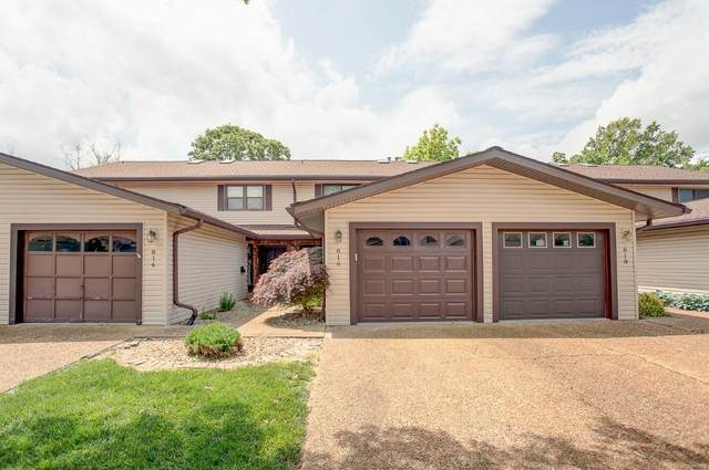 816 Westwood, Maryville, IL 62062 (#20034422) :: Tarrant & Harman Real Estate and Auction Co.