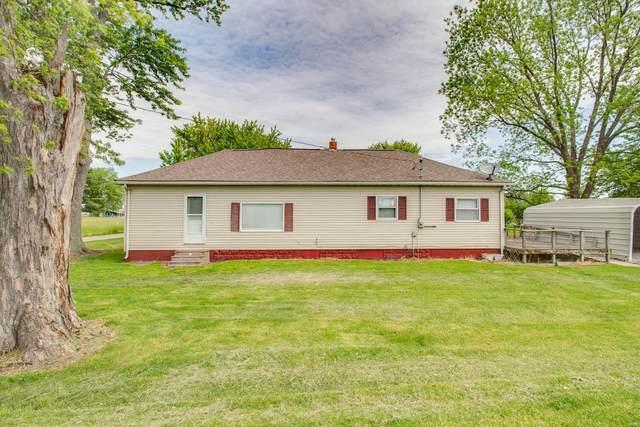 372 Davis Street, STANDARD CITY, IL 62640 (#20034465) :: Matt Smith Real Estate Group