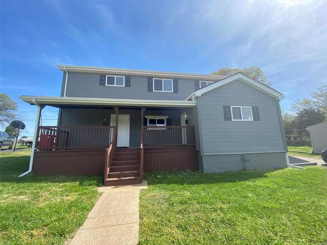 4719 Primm Avenue, St Louis, MO 63116 (#20034485) :: Clarity Street Realty