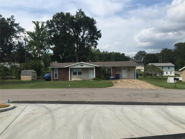 505 Brothers Drive, Festus, MO 63028 (#20034487) :: Clarity Street Realty