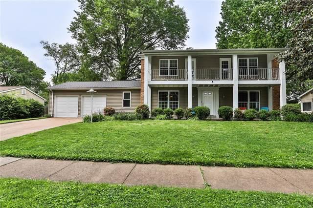 12519 Larkwood Drive, St Louis, MO 63146 (#20034532) :: Sue Martin Team