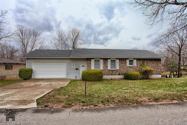 305 Sunset Drive, Waynesville, MO 65583 (#20034541) :: St. Louis Finest Homes Realty Group
