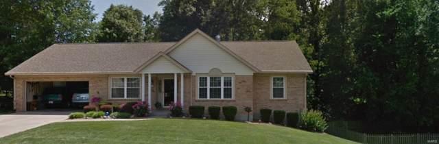 33 Three Wood Drive, Belleville, IL 62220 (#20034566) :: Hartmann Realtors Inc.