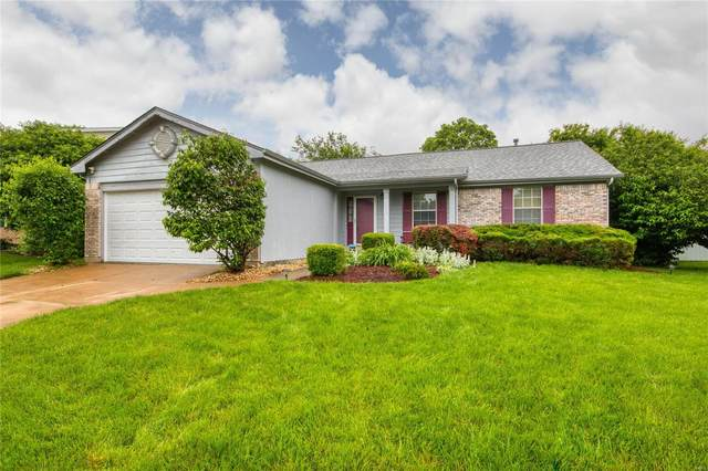 3754 Affirmed, Florissant, MO 63034 (#20034577) :: Clarity Street Realty