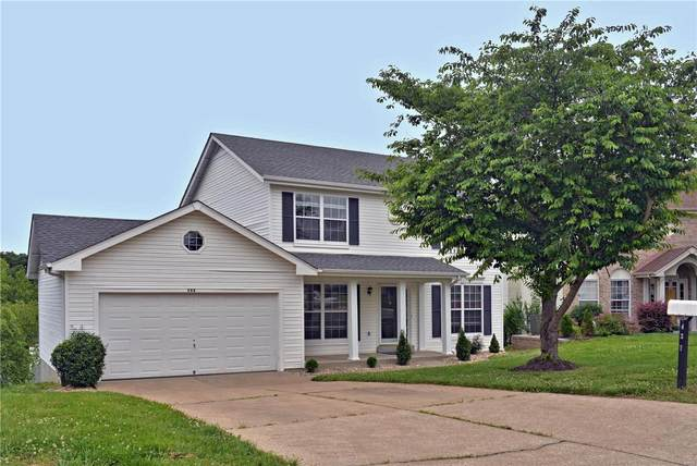 437 Bethany Court, Valley Park, MO 63088 (#20034587) :: Walker Real Estate Team