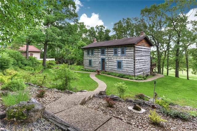 1658 Bohrenpohl, Owensville, MO 65066 (#20034592) :: Kelly Hager Group | TdD Premier Real Estate