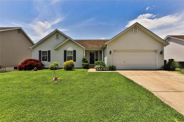 1113 Castle Pines Drive, Saint Peters, MO 63366 (#20034609) :: Clarity Street Realty