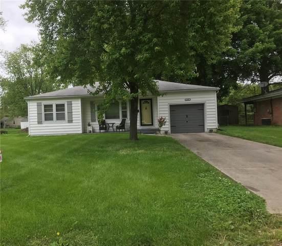 1707 Laurette Drive, Belleville, IL 62226 (#20034670) :: Hartmann Realtors Inc.