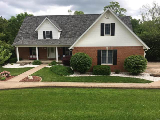 817 Hillcrest, Owensville, MO 65066 (#20034671) :: The Becky O'Neill Power Home Selling Team