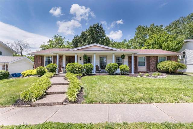 1235 Still House Creek, Chesterfield, MO 63017 (#20034674) :: The Becky O'Neill Power Home Selling Team