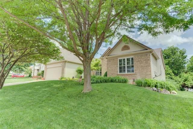 6909 Fieldstone Farms, O'Fallon, MO 63368 (#20034686) :: The Becky O'Neill Power Home Selling Team