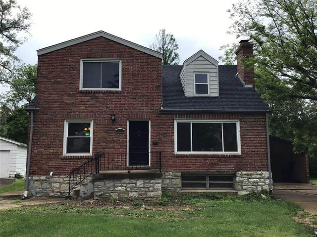 48 Greendale, St Louis, MO 63121 (#20034689) :: Matt Smith Real Estate Group