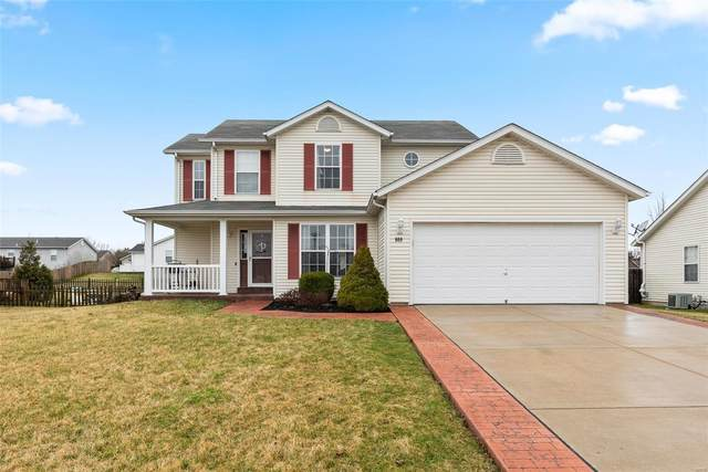 809 Warrior Pass, Warrenton, MO 63383 (#20034695) :: The Becky O'Neill Power Home Selling Team