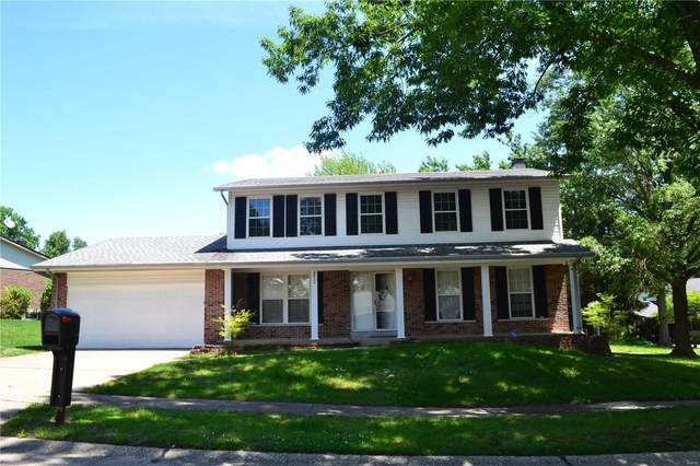 3614 Vago Lane, Florissant, MO 63034 (#20034701) :: St. Louis Finest Homes Realty Group