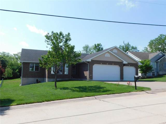 346 Hummingbird Lane, Hannibal, MO 63401 (#20034709) :: Sue Martin Team