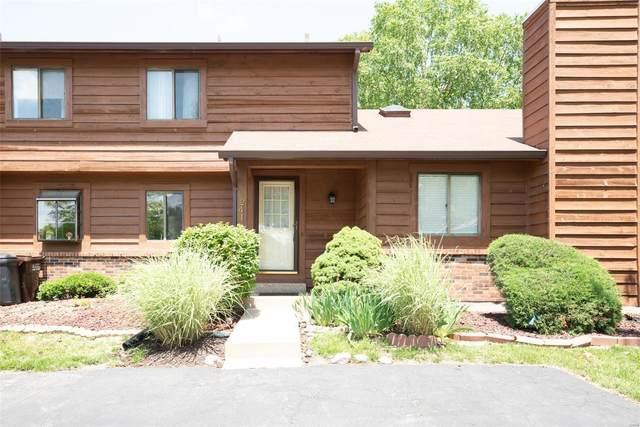 241 Cedar Grove Drive C, Saint Charles, MO 63304 (#20034710) :: St. Louis Finest Homes Realty Group