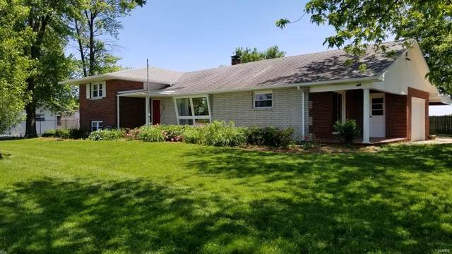 126 W Roosevelt, Moro, IL 62067 (#20034732) :: Parson Realty Group