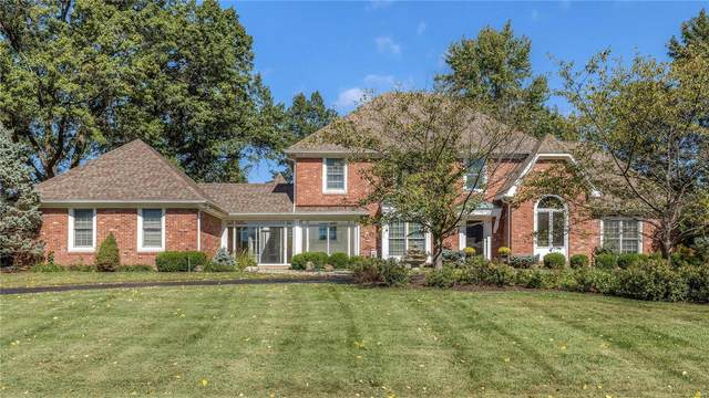 12045 Embassy Row, Town and Country, MO 63131 (#20034739) :: Clarity Street Realty