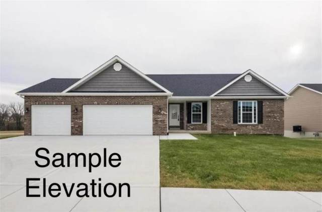 705 Santa Fe Court, Shiloh, IL 62221 (#20034749) :: The Becky O'Neill Power Home Selling Team