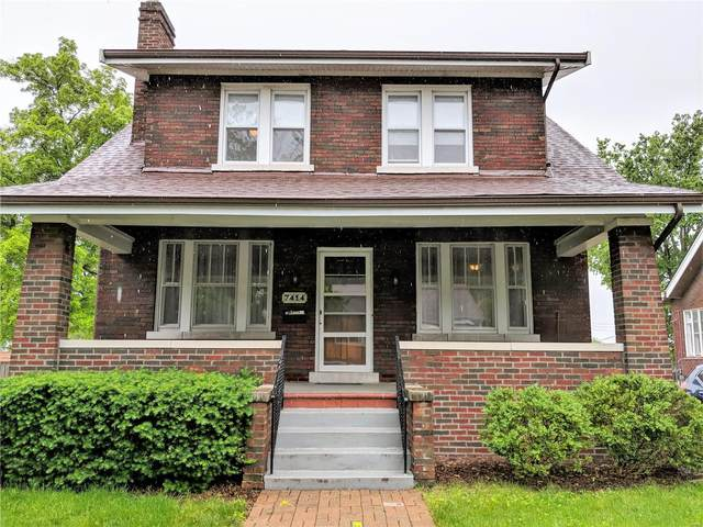 7414 Augusta Avenue, St Louis, MO 63121 (#20034752) :: Clarity Street Realty
