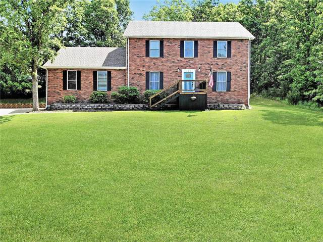 101 Tiger Street, Waynesville, MO 65583 (#20034754) :: St. Louis Finest Homes Realty Group