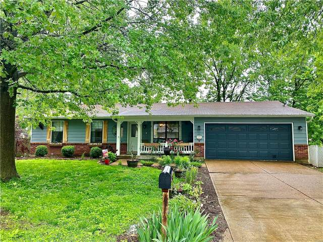 4126 Wenzel Lane, St Louis, MO 63129 (#20034768) :: RE/MAX Professional Realty