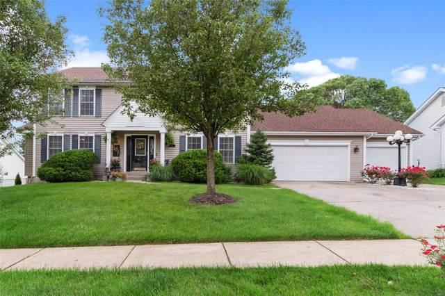 3505 Big Bear Ct, Wentzville, MO 63385 (#20034772) :: Kelly Hager Group | TdD Premier Real Estate
