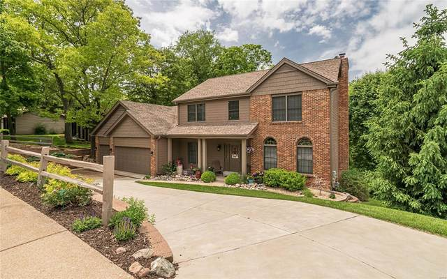 615 Shadowridge Drive, Wildwood, MO 63011 (#20034787) :: The Becky O'Neill Power Home Selling Team