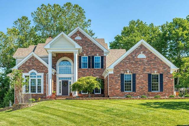 1600 Stifel Woods Drive, Chesterfield, MO 63017 (#20034796) :: Parson Realty Group