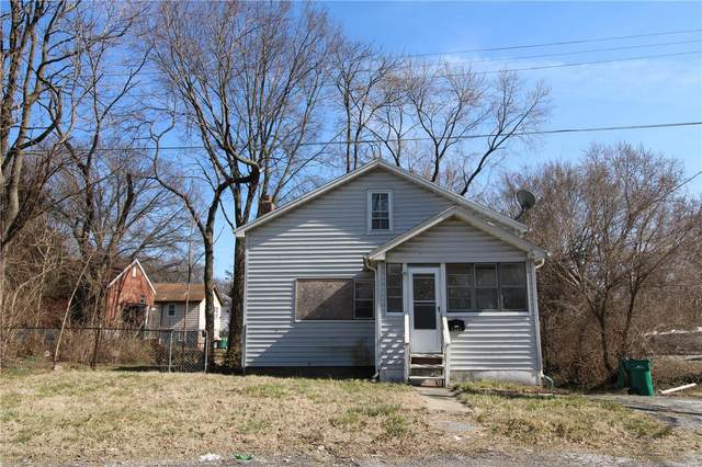 5224 College Avenue, St Louis, MO 63136 (#20034808) :: Clarity Street Realty