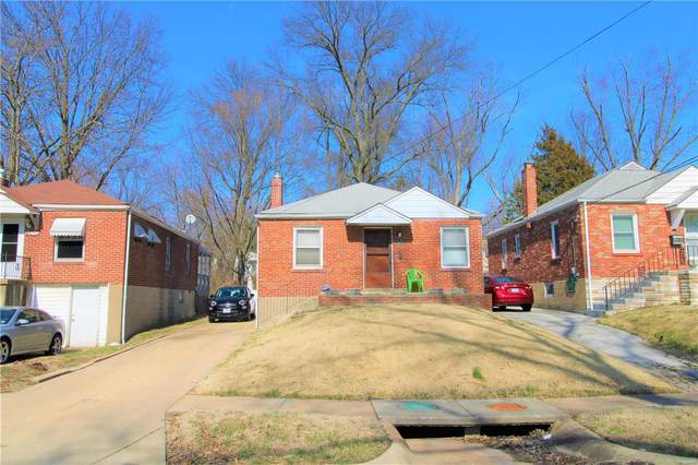 7031 Dawson Place, St Louis, MO 63136 (#20034812) :: Clarity Street Realty
