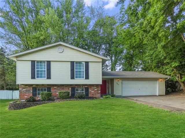 950 Surrey Drive, Edwardsville, IL 62025 (#20034830) :: Hartmann Realtors Inc.