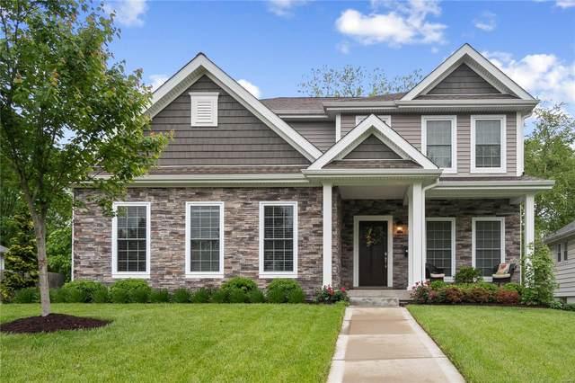 414 S Harrison Avenue, Kirkwood, MO 63122 (#20034833) :: Clarity Street Realty