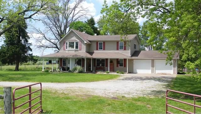 4645 Quail Ridge Road, PINCKNEYVILLE, IL 62274 (#20034846) :: The Becky O'Neill Power Home Selling Team