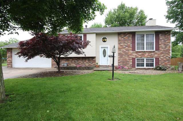 810 Miller Drive, STAUNTON, IL 62088 (#20034847) :: Matt Smith Real Estate Group