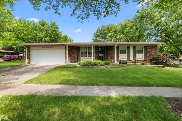 785 Del Marco Drive, St Louis, MO 63138 (#20034848) :: Clarity Street Realty