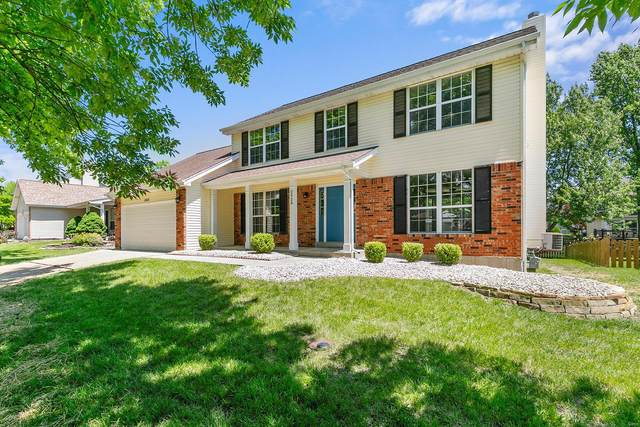 2928 Willow Mound Lane, Florissant, MO 63031 (#20034856) :: Clarity Street Realty