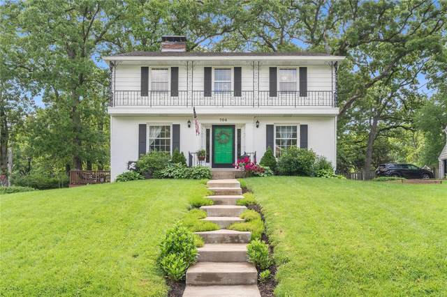 704 S Gore Avenue, Webster Groves, MO 63119 (#20034872) :: RE/MAX Vision
