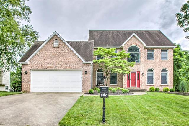 855 Marc Drive, Alton, IL 62002 (#20034888) :: St. Louis Finest Homes Realty Group