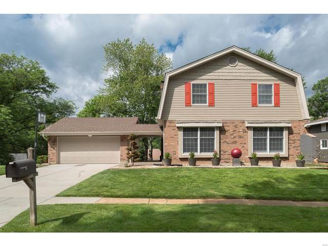 1941 Squires Way Ct., Chesterfield, MO 63017 (#20034892) :: The Becky O'Neill Power Home Selling Team