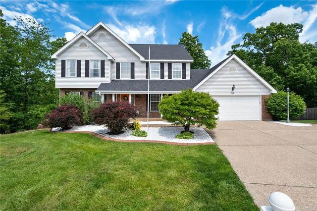 54 Lansdowne Court, Saint Charles, MO 63303 (#20034901) :: St. Louis Finest Homes Realty Group