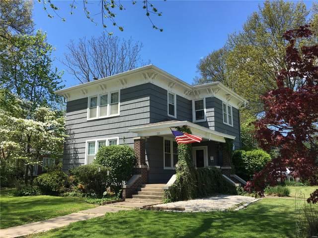 723 E Union Avenue, LITCHFIELD, IL 62056 (#20034904) :: St. Louis Finest Homes Realty Group