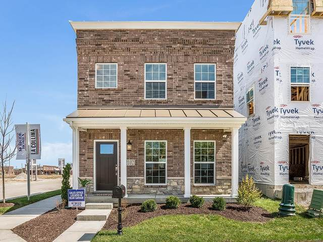 2113 Boardman Street, St Louis, MO 63110 (#20034906) :: Peter Lu Team