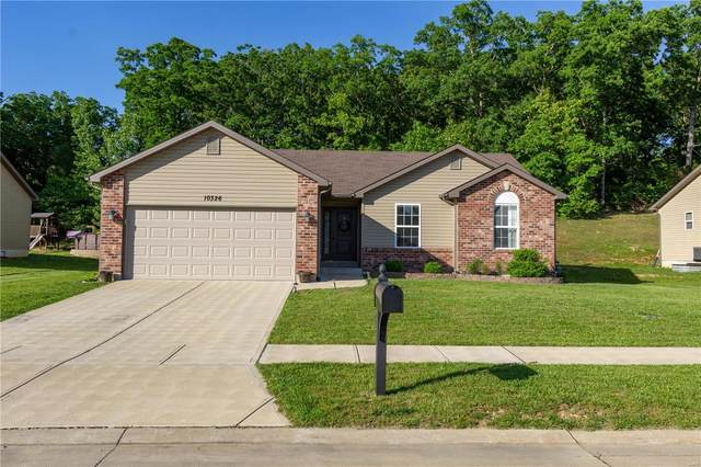 10326 Hawks Nest Drive, Hillsboro, MO 63050 (#20034911) :: The Becky O'Neill Power Home Selling Team