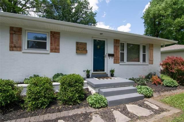 617 Montclaire Avenue, Edwardsville, IL 62025 (#20034951) :: Hartmann Realtors Inc.